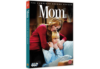 Mom S2 Komedi DVD