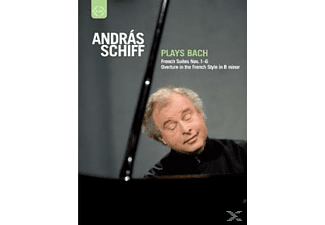 András Schiff - Plays Bach [2 Dvds] [DVD]