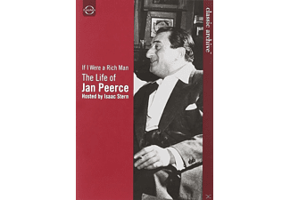 Jan Peerce - If I Were A Rich Man - Life Of Jan Peerce - (DVD)