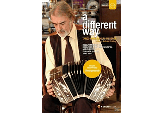 Rodolfo Mederos - Mederos: A Different Way - Tango With Rodolfo Mederos - (DVD)