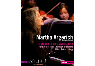 Martha Argerich, David Guerrier, Verbier Festival Chamber Orchestra - Live At Verbier Festival - (DVD)