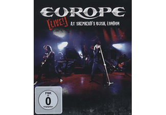 Europe - Live! At Shepherd's Bush, London - (Blu-ray)