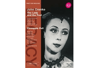 CRANKO,JOHN/MACKERRAS,CHARLES/ORCHESTRA OF THE ROYAL OPERA H - The Lady And The Fool/ Pineapple Poll - (DVD)