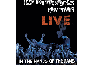 Iggy & The Stooges - Raw Power Live: In The Hands Of The Fans [Blu-ray]