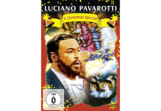 Luciano Pavarotti - A Christmas Special - (DVD)