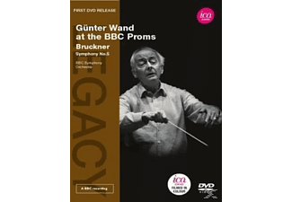 Günter & Bbc So Wand - Symphony No. 5 - (DVD)