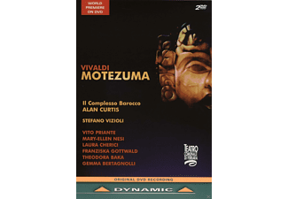VARIOUS - Motezuma [DVD]