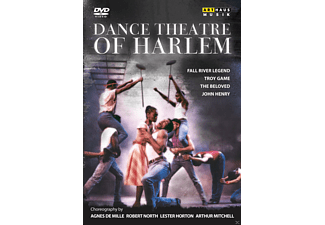 Dance Theatre Of Harlem, The Danish Radio Concert Orchestra, Danish Radio Symphony Orchestra - Dance Theatre Of Harlem (Ntsc) - (DVD)