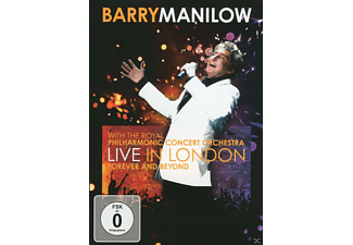The Royal Philarmonic Concert Orchestra, Barry Manilow - Forever And Beyond - (DVD)