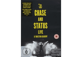 Chase & Status - Chase & Status - Live At Brixton Academy - (DVD)