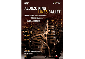 Alonzo King Lines Ballett, King Alonzo - Alonzo King Lines Ballett - (DVD)