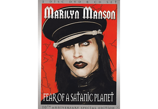 Marilyn Manson - Fear of a Satanic Planet - (DVD + CD)