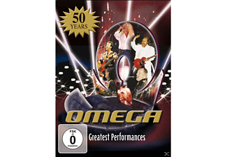 Omega - Greatest Performances - (DVD)