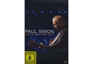 Paul Simon - Live In New York City [DVD]