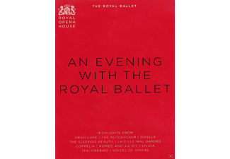 Royal Opera House Orchestra, Royal Ballet - An Evening With The Royal Ballet - (DVD)