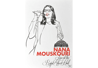 Nana Mouskouri - Live At The Royal Albert Hall - (DVD)