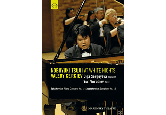 Olga Sergeyeva, Yuri Vorobiev, Orchestra Of The Mariinsky Theatre, St. Petersburg - Nobuyuki Tsujii At White Nights - (DVD)