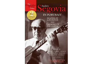 Andrés Segovia - In Portrait - (DVD)