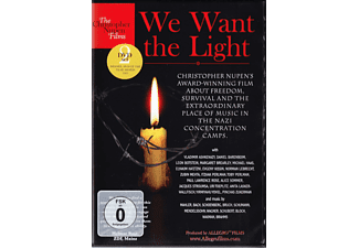 Various - We Want The Light [DVD]