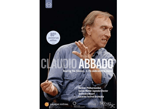 Berliner Philharmoniker, Gustav Mahler Jugendorchester, Orchestra Mozart, Lucerne Festival Orchestra - Claudio Abbado: A Life Dedicated To Music [DVD]