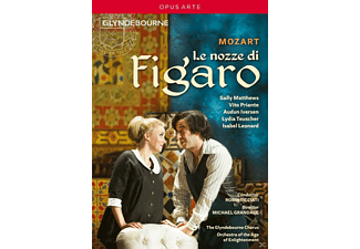 Orchestra Of The Age Of Enlightenment, Vito Priante, Sally Matthews, Ann Murray, Isabel Leonard, Lydia Teuscher, Audun Iversen, Glyndebourne Chorus - Le Nozze Di Figaro [DVD]