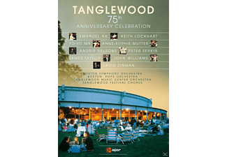 Various Orchestra & Artists - Tanglewood 75th Anniversary Celebration [DVD]