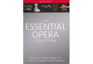 VARIOUS - The Essential Opera Collection [19 Dvd's] [DVD]