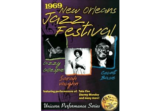VARIOUS - New Orleans Jazz Festival 1969 [DVD]