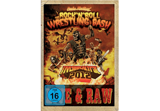 VARIOUS - The Rock 'n' Roll Wrestling Bash - Trashocalypse 2012 (Deluxe Edition) - (DVD + CD)