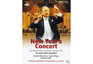 Orchestra and Chorus of the Teatro La Fenice - Neujahrskonzert 2013 - (DVD)