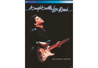 Lou Reed - A Night With Lou Reed - (DVD)