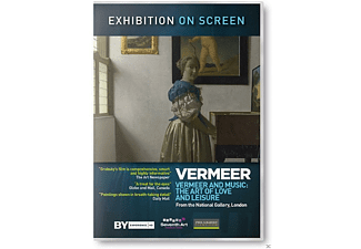 Various - Exhibition Vermeer-Vermeer and Music - (DVD)