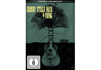 Crosby, Stills, Nash & Young - Encore - (DVD)