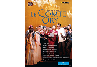 Prague Chamber Choir, Orchestra of the Teatro Comunale di Bologna - Le Comte Ory - (DVD)