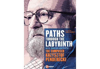 VARIOUS - Paths Through The Labyrinth - (DVD)
