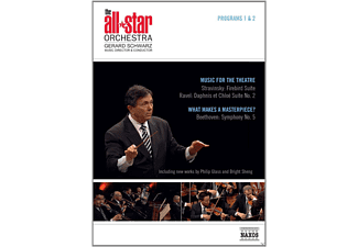 The All-star Orchestra - All Star Orchestra - Programs 1 & 2: Music For The Theatre / What Makes A Masterpiece? - (DVD)