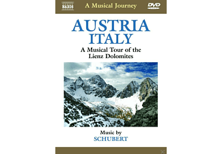 VARIOUS - Austria Italy - A Music Tour Of The Lienz Dolomites - (DVD)