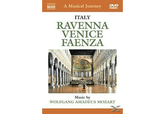 A Musical Journey - Venice [DVD]