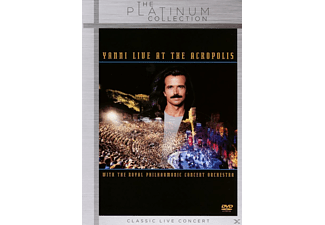 Yanni - Live At The Acropolis/The Platinum Collection - (DVD)