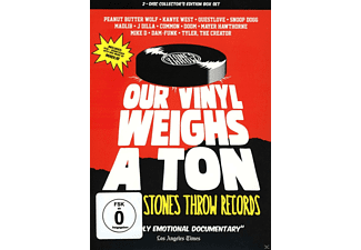 VARIOUS - Our Vinyl Weighs A Ton - (DVD + CD)