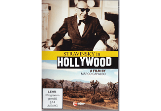 Stravinsky Dokumentation - Stravinsky In Hollywood [DVD]