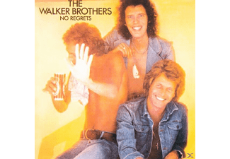 The Walker Brothers - No Regrets [CD]