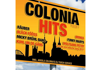 VARIOUS - Colonia Hits, Vol.1 - (CD)