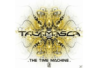 Talamasca - The Time Machine - (CD)