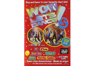 Various - Wow! Let's Dance Vol.5 - (DVD)
