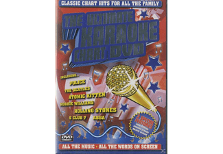 - Karaoke - The ultimate chart dvd [DVD]