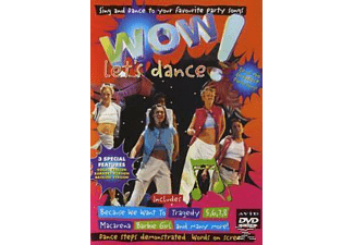 Various - Wow! Let's Dance - (DVD)
