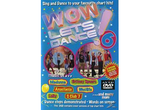 Various - Wow! Let's Dance Vol.6 - (DVD)