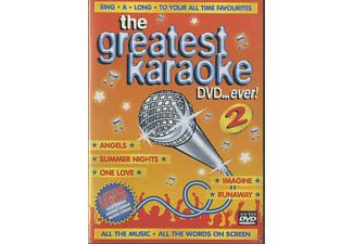 - Karaoke - The greatest DVD Vol. 1 [DVD]