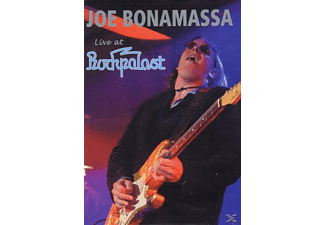Joe Bonamassa - Live At The Rockpalast - (DVD)
